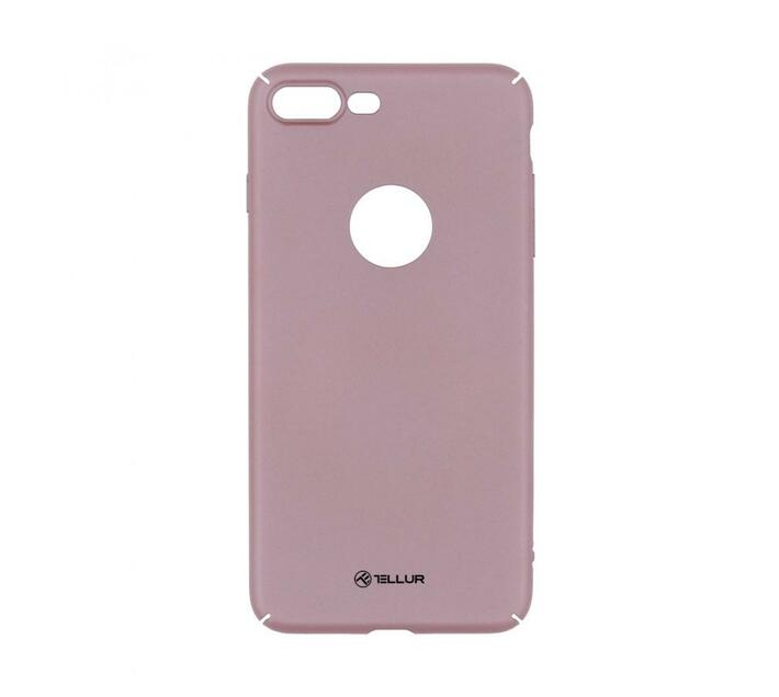 Tellur Super slim cover for iPhone 8 Plus- Pink