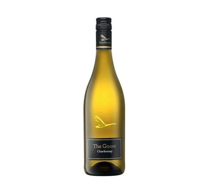 The Goose Unwooded Chardonnay (1 x 750ml)