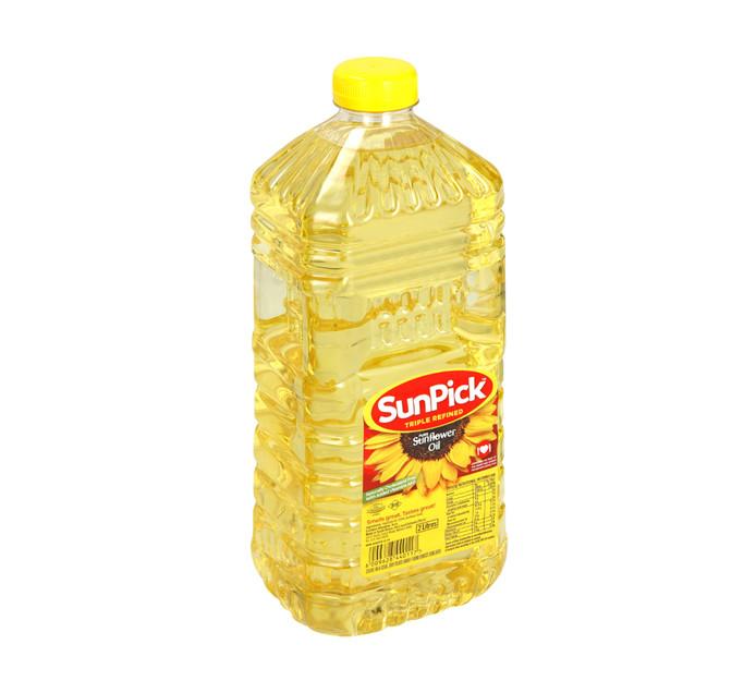 Sunpick Sunflower Oil (1 x 2L)