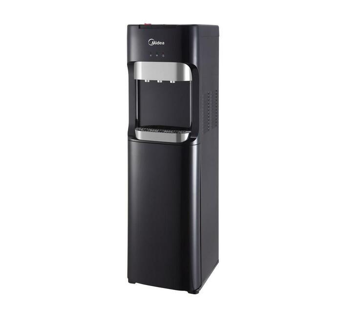 Deluxe Bottom Loading Dispenser - Black