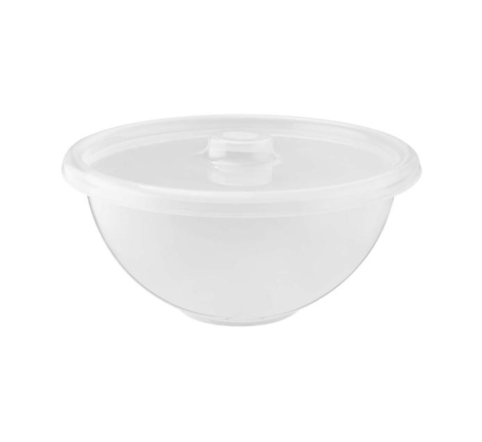 ARO Plastic Salad Bowl With Lid