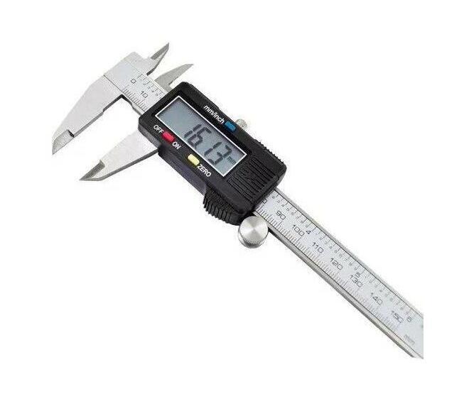 Digital Caliper 150mm 6`