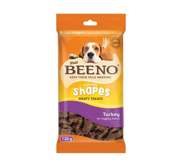 Beeno M/Treats Shapes Turkey (20 x 120g)