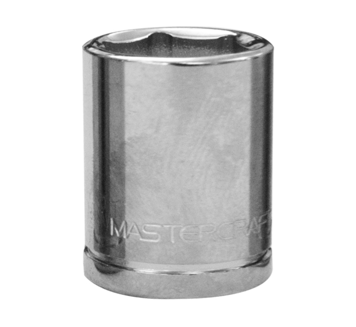 "Mastercraft 13MM 1/4"" Dr Socket"