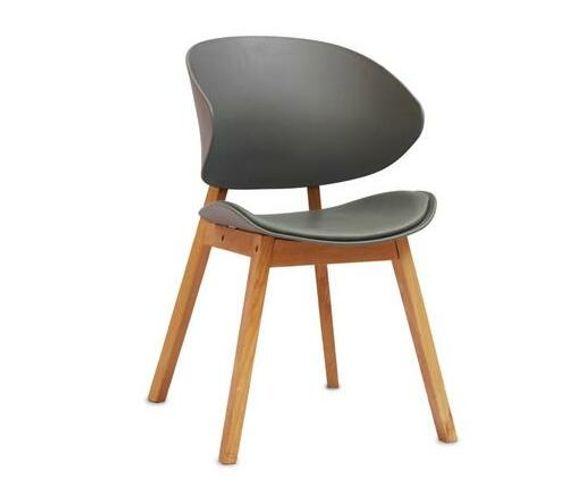 GOF Furniture - Carousel Plastic Chair - Grey