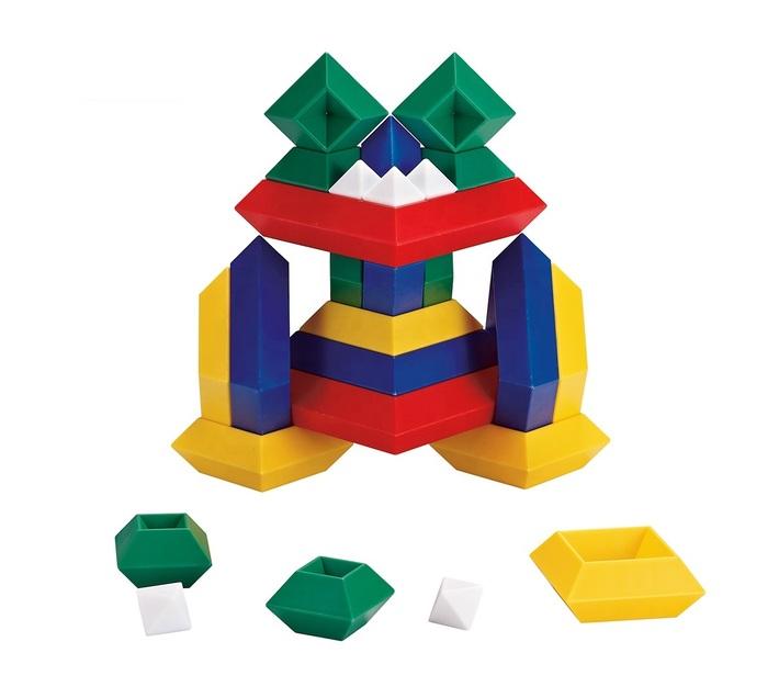BrIQs - Pyramid Stacker 30pc set