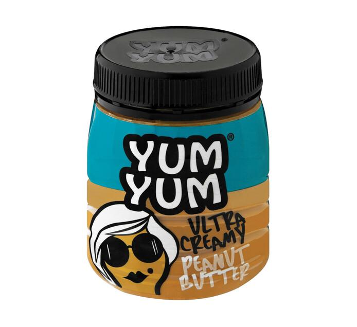 Yum Yum Peanut Butter Ultra Creamy (1 x 400g)