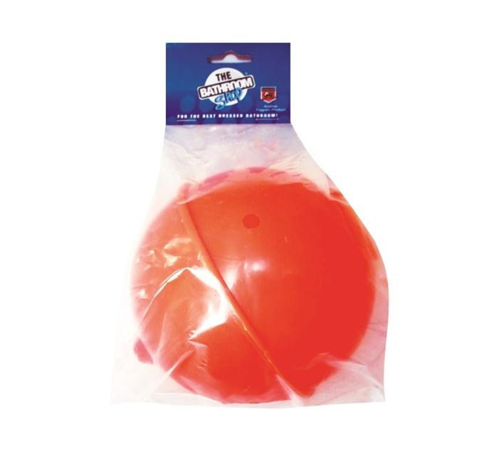 The Bathroom Shop Ball Float Orange
