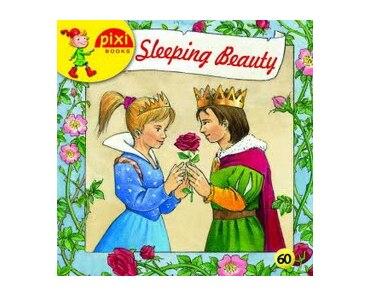 Mb- Sleeping Beauty Book 60