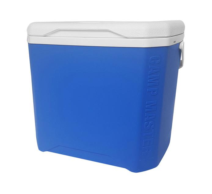 CAMPMASTER 30L COOLER BOX BLUE
