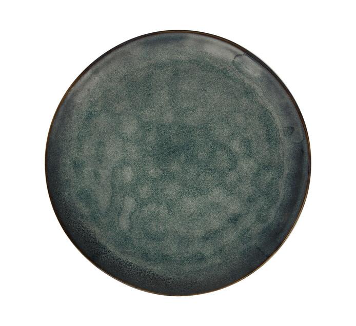20 cm Fresh Blue Hammered Glaze Side Plate