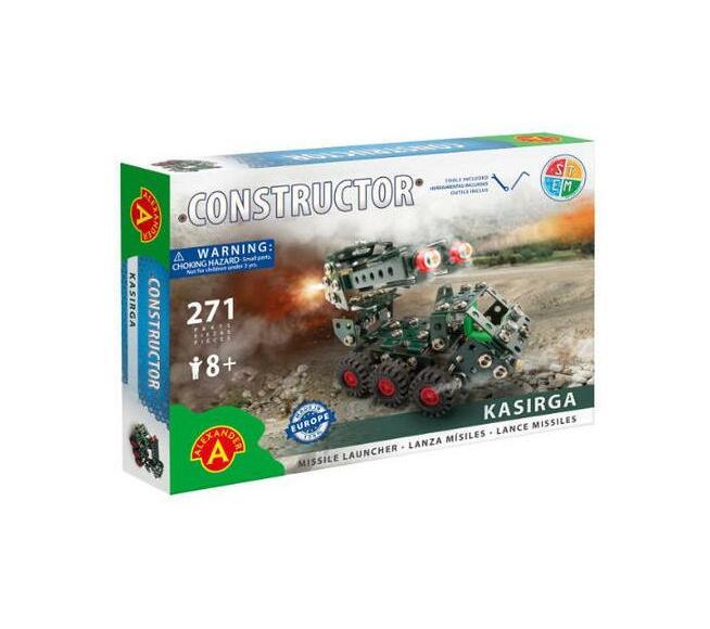 Constructor - Kasirga - Missile Launcher