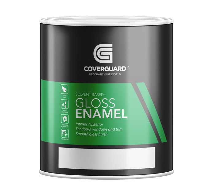 COVERGUARD 1l Gloss Enamel