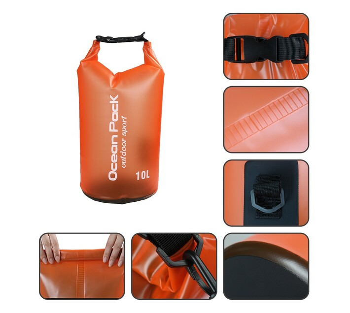 Ocean Pack 2L Dry Bag (Orange)