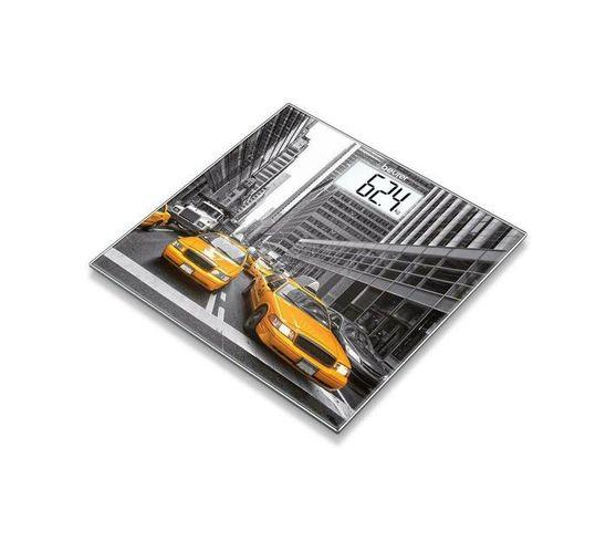 Beurer Design Glass Bathroom Scale GS 203 New York