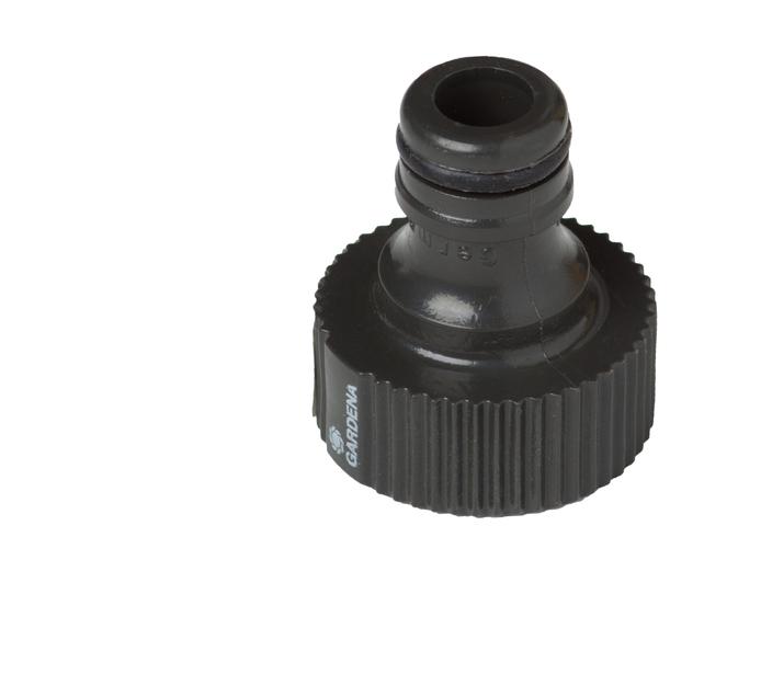 Gardena 12.5 mm Water Stop Connector