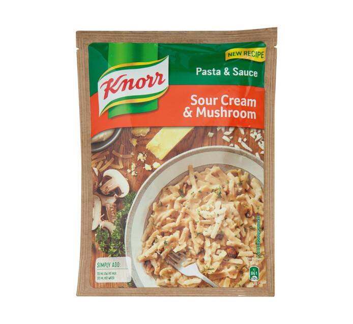 Knorr Pasta & Sauce Sour Cream & Mushroom (1 x 128g)