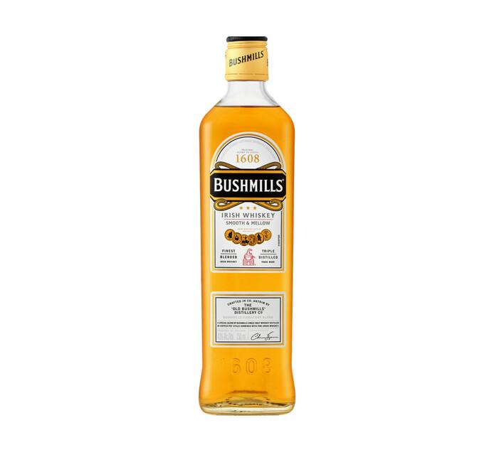 Bushmills Original Irish Whiskey (1 x 750 ml)