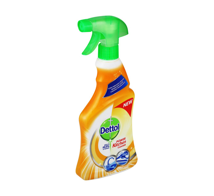 Dettol Trigger Liquid Cleaner (All variants) (6 x 500ml)