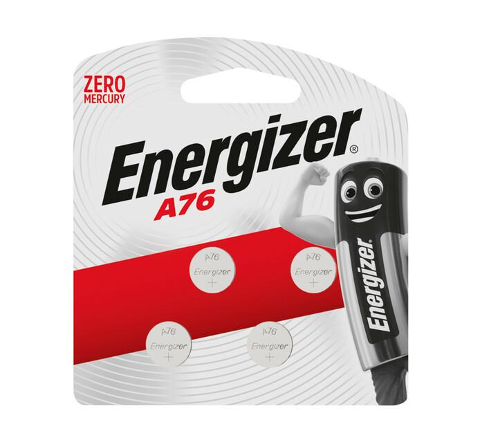 Energizer Miniature Alkaline A76 4-Pack