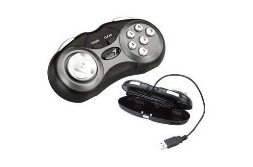 Genius MaxFire Pandora - game pad - wired