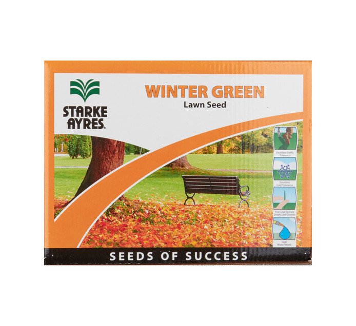 Starke Ayres 500 g Winter Green Lawn Seed