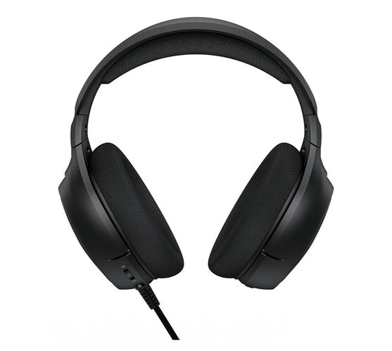 COOLER MASTER MH-650 RGB USB GAMING VIRTUAL 7.1 HEADSET WITH DETACHABLE OMNI-DIRECTIONAL BOOM MICROPHONE - BLACK