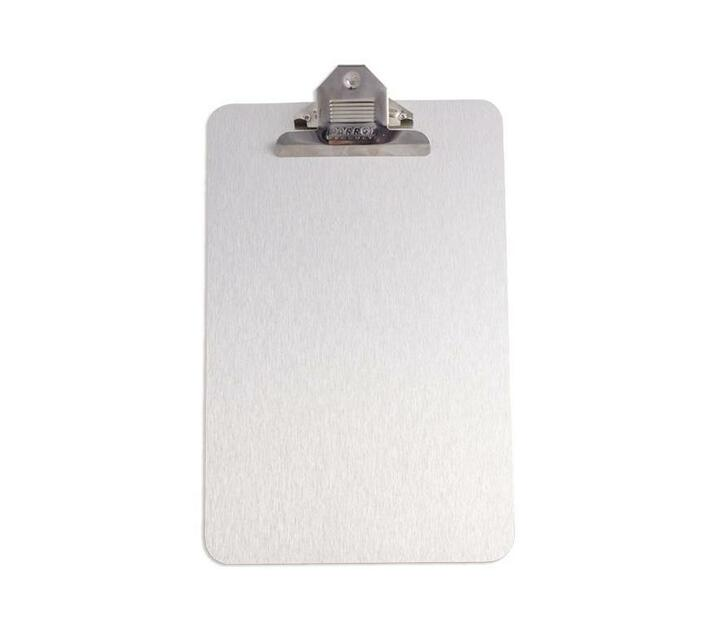 PARROT PRODUCTS Clipboard Brushed Aluminium ACP (A4, 355*230mm)