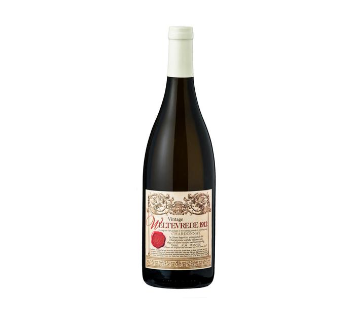 Weltevrede 1912 Chardonnay (1 x 750ml)