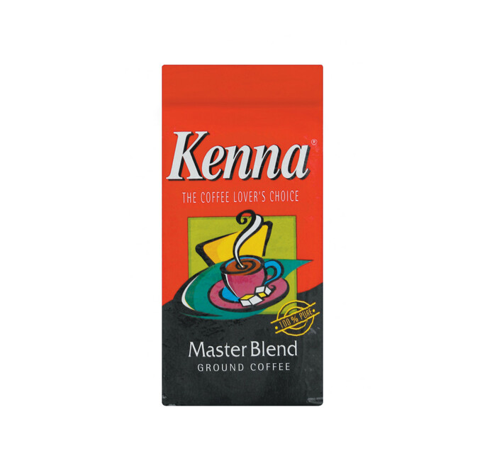 Kenna Ground Coffee Master Blend (1  x 500g)