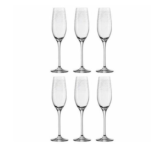 Leonardo Champagne Glass Chateau 200 ml Set of 6
