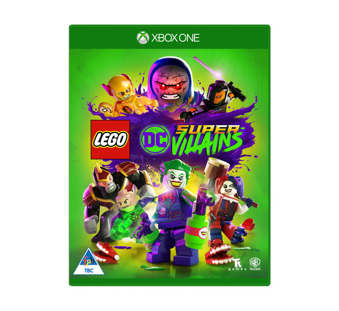 Xbox One Lego DC Super Villians