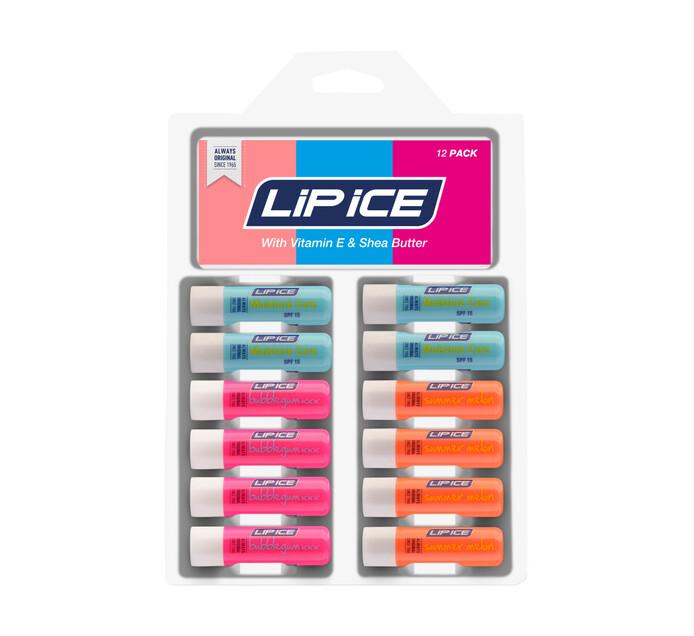 Lipice Silicone Lip Balm (1 x 12's)