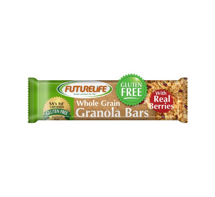 Futurelife Granola Bars Real Berries (1 x 40g)