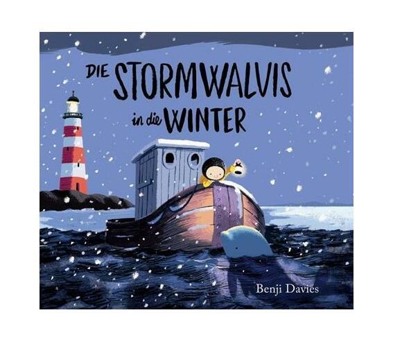 stormwalvis in die winter