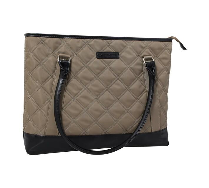 Kingsons Vogue Series 15.6` Ladies Bag - Coffee