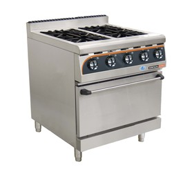 ANVIL Gas Oven with Stove
