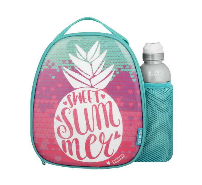 Goldenmarc Pineapple Lunch Bag and Bottle