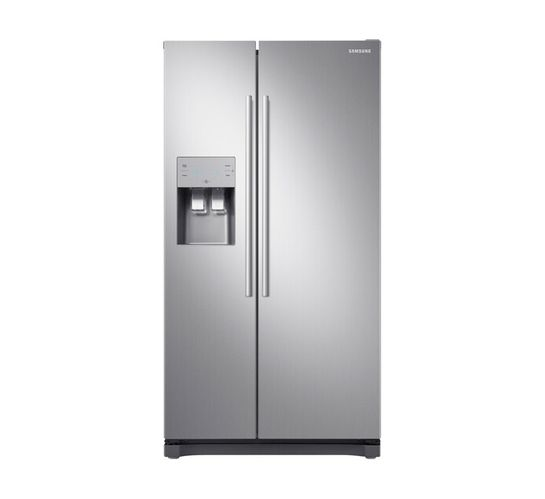 Samsung 501 l Side-by-Side Frost Free Fridge with Water and Ice Dispenser