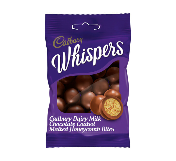 Cadbury Whispers (Bag) (24 X 65g)