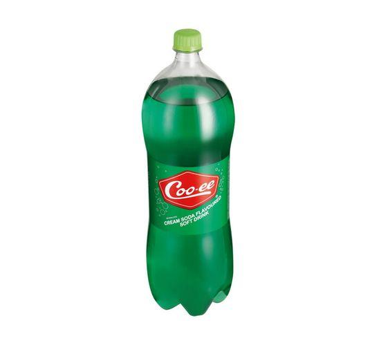 Coo-ee Soft Drink Cream Soda (6 x 2l)