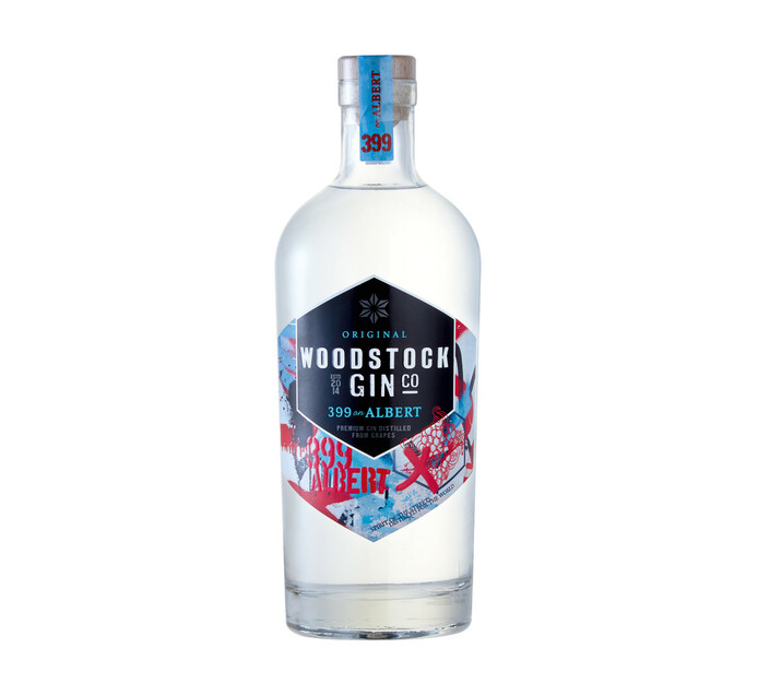 Woodstock Original Gin (1 x 750ml)