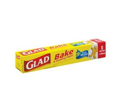 Glad Bake and Cooking Paper (1 x 5m)