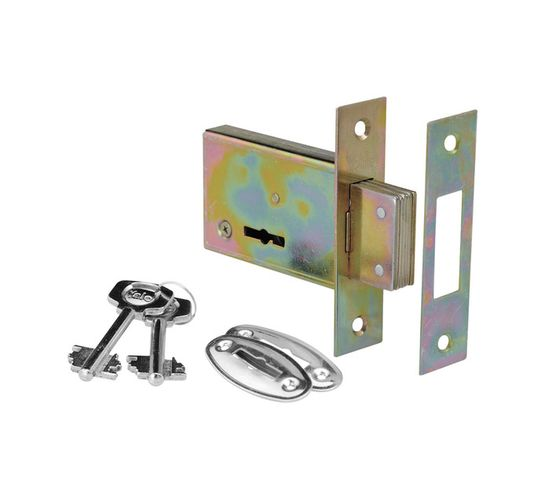 Yale 5-Lever Security Gate Lock