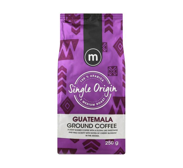 M Ground Coffee Single Origins Guatemala (250g)