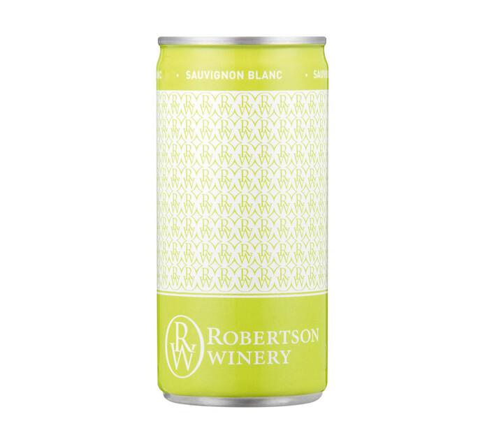 Robertson Single Serve Sauvignon Blanc (24 x 200ml)