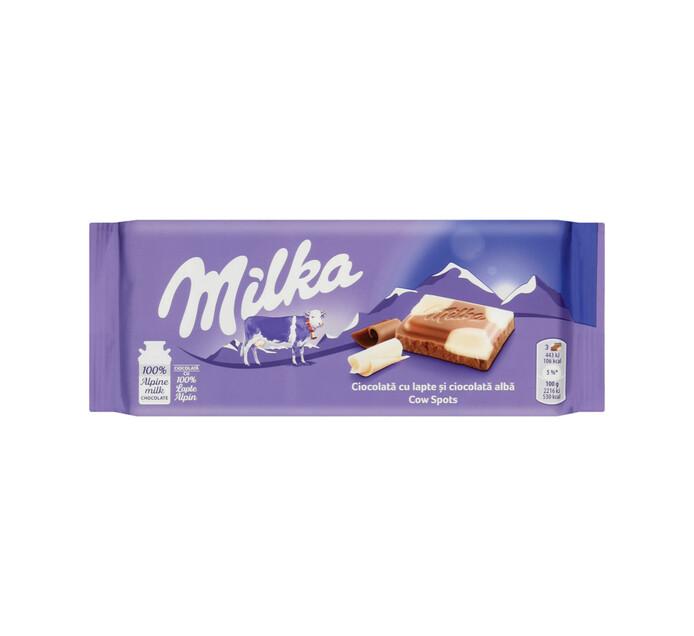 Milka Chocolate Slab Happy Cows (100 g)