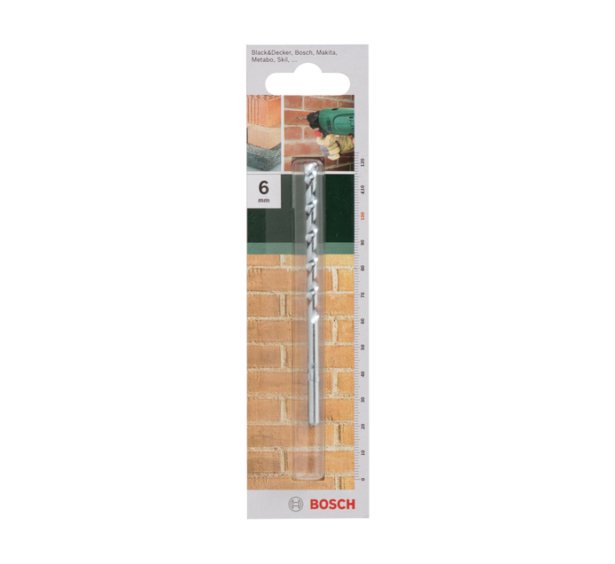 Bosch 6MM Masonry Drill Bit