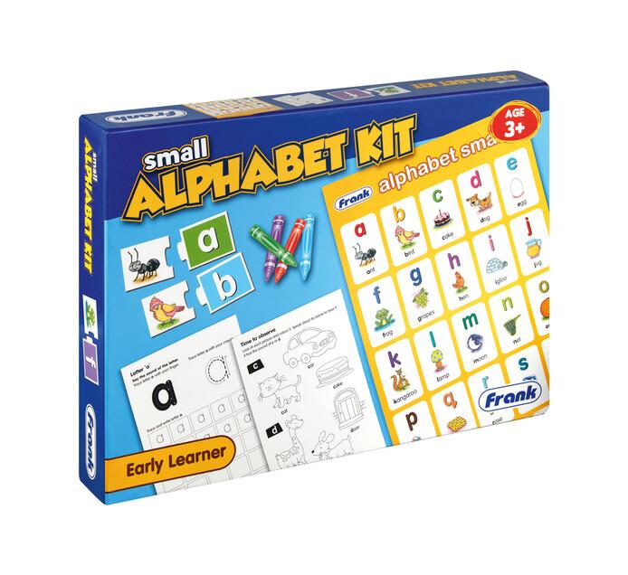 Small Alphabet Activity Kit