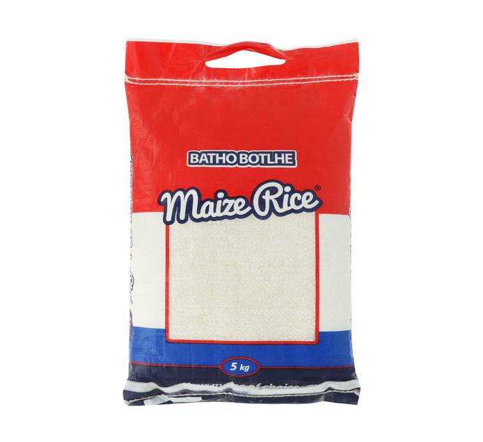 BATHO BOTLHE Maize Rice (1 x 5kg)
